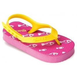 Mares Sandálky dětské TIDDLER - růžové, Mares