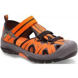 Merrell Hydro Hiker Sandal Jr orange/grey 5 (37)