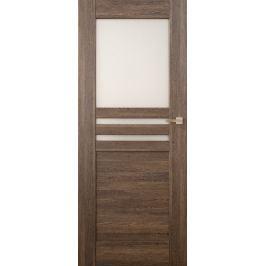 VASCO DOORS Interiérové dveře MADERA kombinované, model 5, Dub rustikál, A