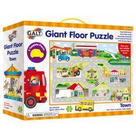Galt Velké podlahové puzzle - město