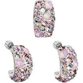 Evolution Group Romantická sada šperků Magic Rose 39116.3 stříbro 925/1000