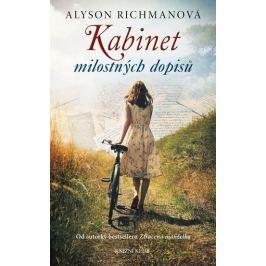Richmanová Alyson: Kabinet milostných dopisů