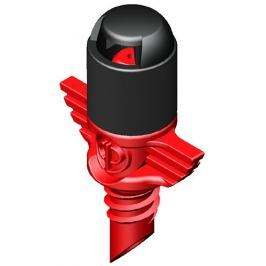 LanitPlast Hlavice postřikovače 90° - 5 ks (blister č.1)