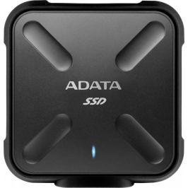 Adata ASD700 512GB SSD USB 3.0 Black (ASD700-512GU3-CBK) - II. jakost