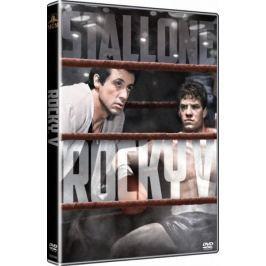 Rocky V   - DVD