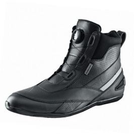 Held kotníkové boty DOWNTOWN vel.46 černá, PU-kůže, BOA