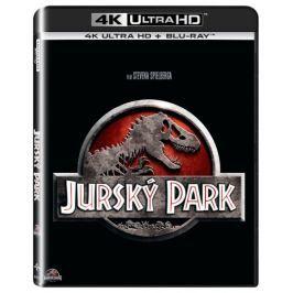 Jurský park (2 disky) - Blu-ray + 4K ULTRA HD