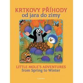 Miler Zdeněk: Krtkovy příhody od jara do zimy / Little Mole's Adventures from Spring to Winter