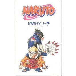 Kišimoto Masaši: Naruto - BOX 1-7
