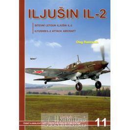 Rastrenin Oleg: Iljušin IL-2