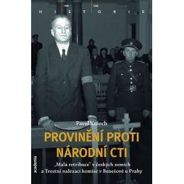 Kmoch Pavel: Provinění proti národní cti