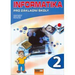 Němec Vladimír, Kovářová Libuše: Informatika pro ZŠ - 2. díl - 2. vydání