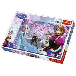 Trefl Puzzle Ledové království