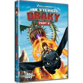 Jak vycvičit draky - 2. série (2DVD)   - DVD