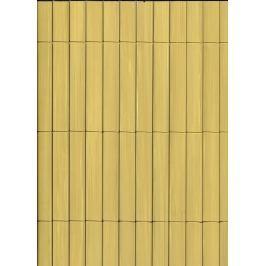 TENAX SPA Umělý rákos RIO 1,5 m x 5 m - přírodní barva