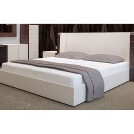 My Best Home Froté napínací prostěradlo na matraci 160x200 cm bílá