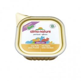Almo Nature Daily Menu BIO Kuřecí 12 x 100 g