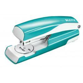 Sešívač Leitz NeXXt 5502 WOW ledově modrý 30 listů