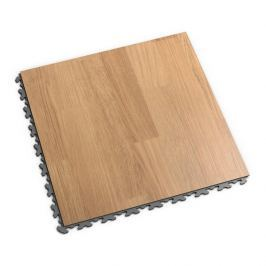 Fortelock Hnědá vinylová dlaždice Home Decor 2110 - 47,2 x 47,2 x 0,65 cm