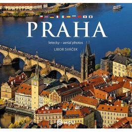 Sváček Libor: Praha letecky - střední/vícejazyčná