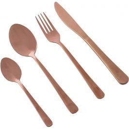 Ceramic Blade Příbory pro 4 osoby Copper Style, 16 kusů