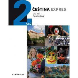 Holá Lída, Bořilová Pavla: Čeština expres 2 (A1/2) polská + CD