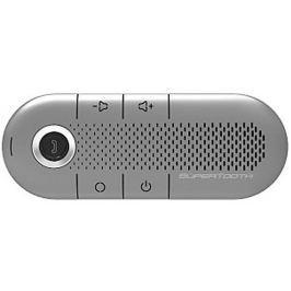 SuperTooth CRYSTAL Bluetooth HF na stínítko, stříbrné - II. jakost
