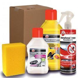 B-Clean Balíček auto péče o exteriér malá citrus