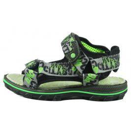 Primigi chlapecké sandály 27 zelená