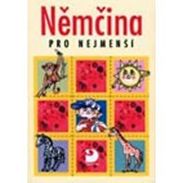Pavlíková Gabriela: Němčina pro nejmenší - Učebnice
