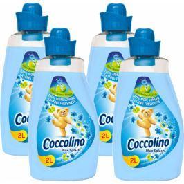Coccolino Blue Splash aviváž 4x 2 l