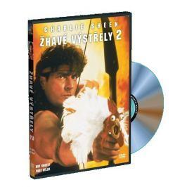 Žhavé výstřely 2   - DVD
