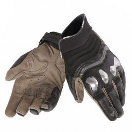 Dainese rukavice X-RUN vel.L černá, kůže (pár)