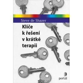 de Shazer Steve: Klíče k řešení v krátké terapii