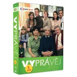 Vyprávěj - 3. řada (8 DVD)   - DVD