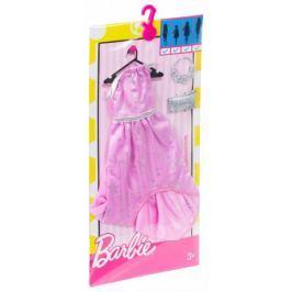 Mattel Barbie Šaty a doplňky Růžové