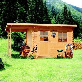 LanitPlast zahradní domek LANITPLAST JULIA 3 453 x 350 cm