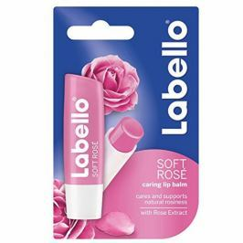 Labello Balzám na rty Soft Rosé (Caring Lip Balm) 4,8 g