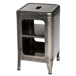 Mørtens Furniture Regál / policová skříň Mason, 51 cm