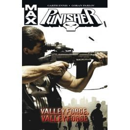 Ennis Garth: Punisher Max 10 - Valley Forge, Valley Forge