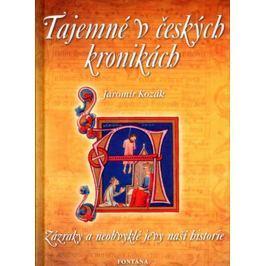 Kozák Jaromír: Tajemné v českých kronikách