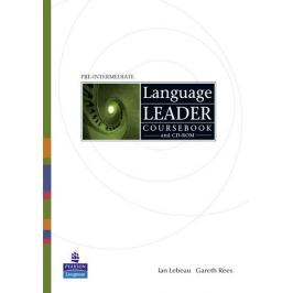 Rees Gareth: Language Leader Pre-intermediate Coursebook and CD-ROM and LMS and Access Card Pack