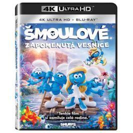 Šmoulové: Zapomenutá vesnice   (2 disky) - Blu-ray + 4K ULTRA HD