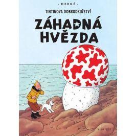 Hergé: Tintin 10 - Záhadná hvězda