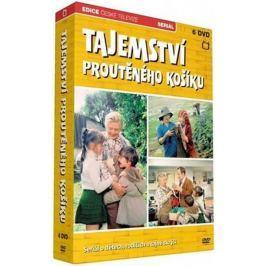 Tajemství proutěného košíku (6DVD)   - DVD