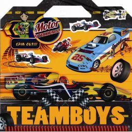 TEAMBOYS Motor Stickers!
