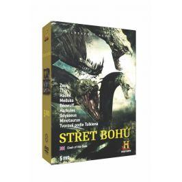 Střet bohů (5DVD)   - DVD