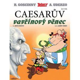 Goscinny R., Uderzo A.,: Asterix 8 - Caesarův vavřínový věnec