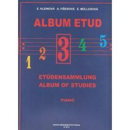 KN Album etud III Škola hry na klavír