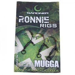 Gardner Montáž Ronnie Rig s Protihrotem 3ks 4